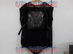 Size: XL KOMINE (コ ミ ネ) Body Armored Vest (Body Protector) / SK-623 Chest / Back Protector