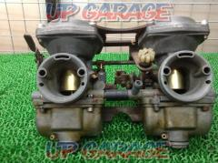 GS400 (Details year unknown) Genuine carburetor (push cab)