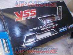 YSS sportsLine Z362 Twin rear shock