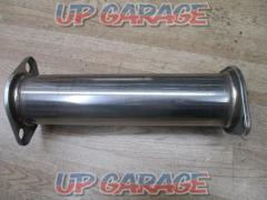 Unknown Manufacturer Stainless catalyst Straight