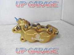 Brembo (Brembo) 4POT casting caliper For the left General purpose Pitch 40mm
