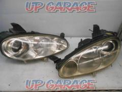 Mazda genuine NB roadster late genuine headlight Right and left