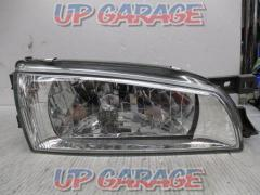 Subaru genuine (SUBARU) Impreza WRX / STI / GC8 / F type genuine halogen headlight RH (driver's seat side) only
