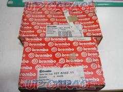 MITSUBISHI (Mitsubishi) Brake pad for genuine brembo caliper 1 cars