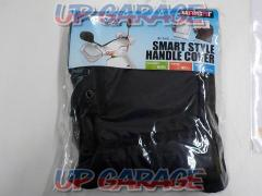 Unicar industry Water-repellent Warm handle cover Left and right 2-disc set black / Black BS-007BK