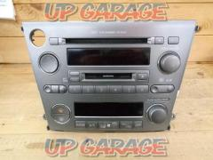 SUBARU (made by KENWOOD) GX-203JEF2 Genuine atypical audio (Legacy Wagon BP5 (Earlier period) 2020.06 Price Cuts!