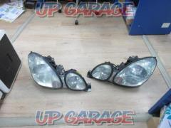 Toyota original (TOYOTA) Aristo Genuine headlight Right and left