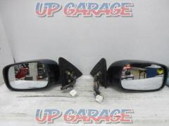 Toyota original (TOYOTA) Aristo Genuine door mirror Right and left