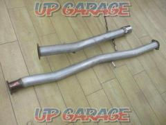 Unknown Manufacturer Straight muffler Impreza / GDB