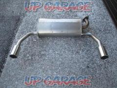 SUZUKI (Suzuki) Swift Sport genuine muffler