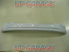 Unknown Manufacturer Front lip spoiler