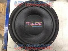 The Crunch High Performance Woofers