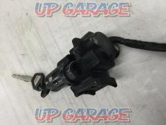 KAWASAKI D-TRACKER genuine + Key cylinder