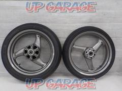 DUCATI Original wheel front and back set Monster 400