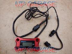 ENDURANCE NEO-SPEC multimeter IN handle clamp set General purpose Mounting pitch: height 32mm / width 80mm Handle Φ22.2 correspondence