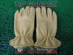 DEGNER Leather mesh gloves