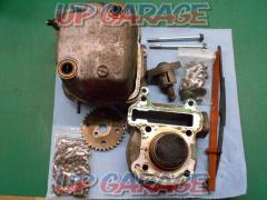 HONDA (Honda) Genuine cylinder + head Today (AF61)