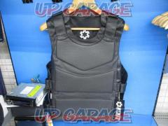 RIDEZ ArmedLeatherVest Leather vest
