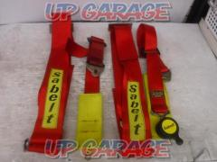 Right sabelt Full harness 4-point seat belt