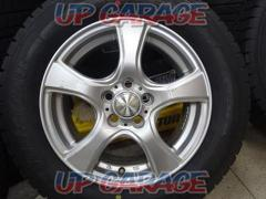 DUNLOP Violento IS Silver + GOODYEAR ICE NAVI 7