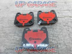 Brembo Brake pad Rear P56 048S Z33 Impreza Lancer Evolution Brembo Rear