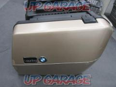 BMW Genuine Pannier case left and right set K75 (model unknown) removed