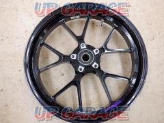 Marchesini Competition aluminum forged front wheel 16.5xMT3.50 Used for GSX1300R Falcon (-'07) The main current car registration