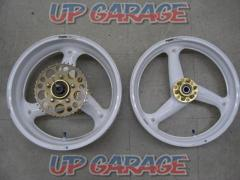 Marchesini (Marchesini) Wheel Set before and after F / MT 3.50 X 17 R / 6..0X17