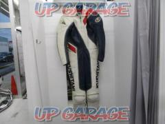 KUSHITANI HAMAMATSU Leather racing suit Size: M