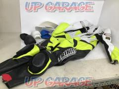 TRINITY (Trinity) Racing suits (White & yellow) First arrival