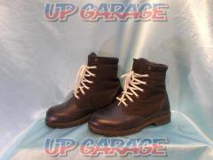 Size: 25.5cm Goldwin G Vector work short boots Nylon / leather