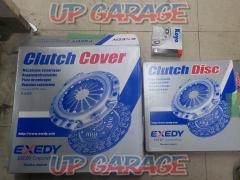 EXEDY Clutch disc + clutch bearing + clutch cover