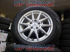Imported car genuine (Pure parts of imported automobile) Mercedes benz A class Genuine Wheel + PIRELLI (Pirelli) ICE ASIMETRI