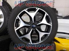 Special Subaru SJ Forrester early genuine + BRIDGESTONE BLIZZAK DM-V2