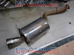 Wakeari FD3STRUST Tyco with muffler