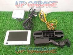carrozzeria TVM-W650Ⅱ (CPN1960) '05 model * Power supply wiring / resistance / fuse (4A) missing item