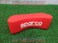 sparco ネックパッド