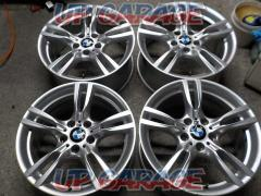 [Wheel only four set] BMW 4 Series F32 M Sports original wheel