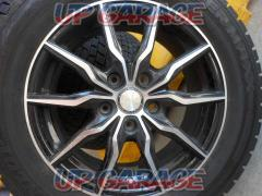 B-WIN Spoke wheels + DUNLOP WINTER MAXX WM02 + DUNLOP (Dunlop) WAINTERMAXX WM02