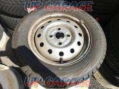 SUZUKI Steel wheel - BS REVO GZ 4/4