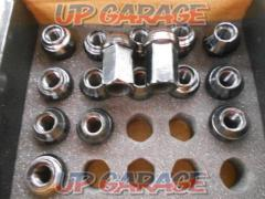 Unknown Manufacturer Aluminum racing nut 16 set