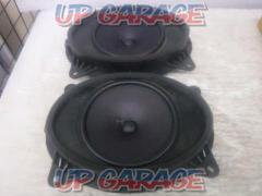 TOYOTA genuine Oval recessed door speaker