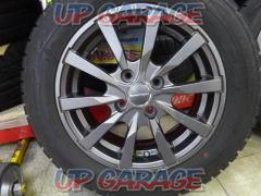 Used on VW / UP !! Lehrmeister EUROTECH (Eurotech) GAYA10 + DUNLOP WINTERMAXX WM01