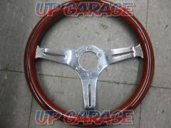 Unknown Manufacturer Wood steering