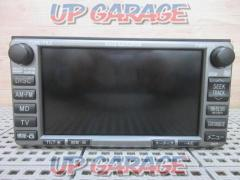 RX2003-3228 TOYOTA genuine 2DIN wide HDD navigation