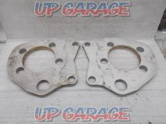 Unknown Manufacturer Rear camber plate