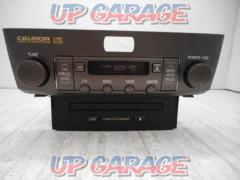 Toyota genuine UCF30 / UCF31 Celsior Late genuine Cassette tuner & CD changer FX-MG9087ZT (86120-50A40)