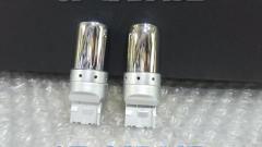 Unknown Manufacturer LED bulb T 20 single amber 2 pieces