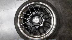 WORK(ワーク) MEISTER(マイスター) M1R + GOODYEAR EAGLE LS EXE