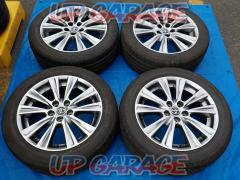 Toyota genuine grade (TOYOTA) Alphard / Vellfire 30 series Special edition models genuine Alloy Wheels + TOYO (Toyo) TRANPATH R30